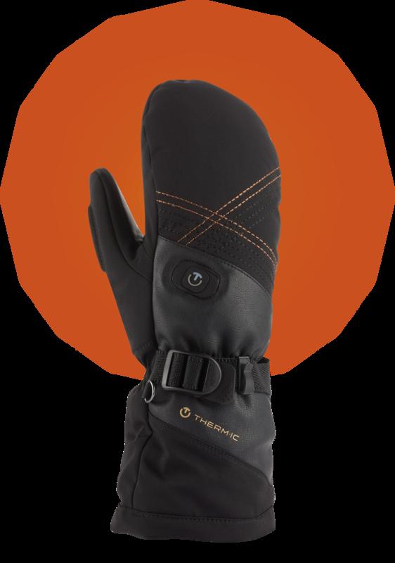 Ultra heat mittens women