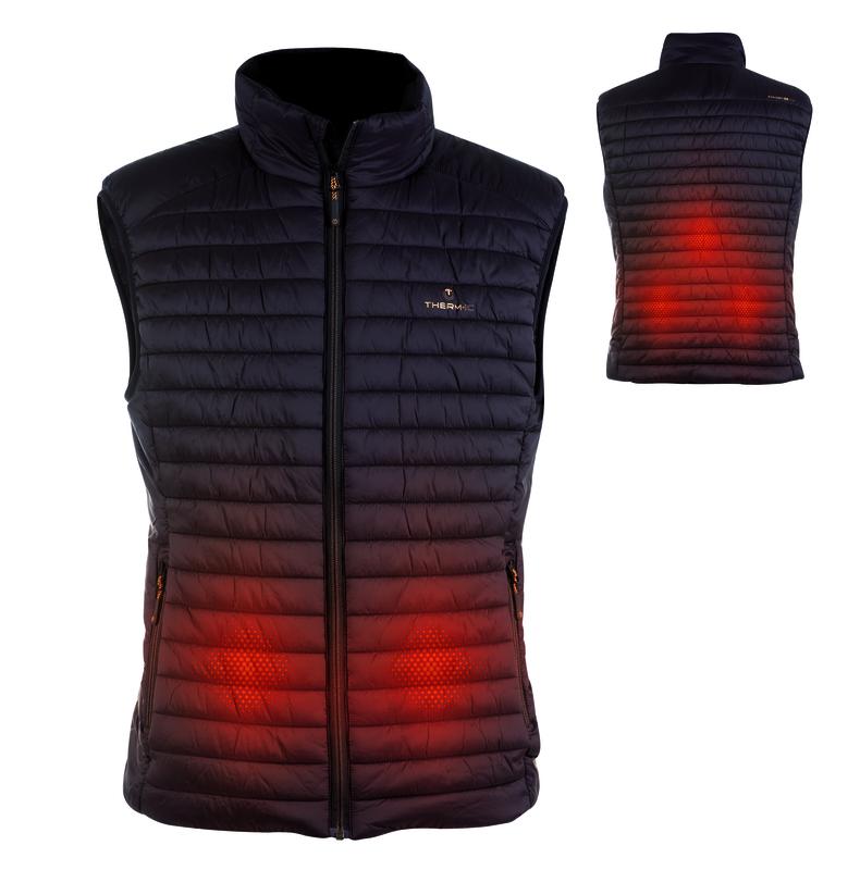 Heated vest men