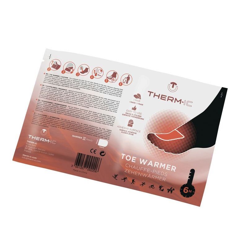 Toe Warmers (box with 20 pairs)